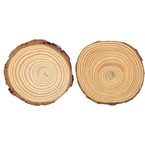 Uniti DIY Round Wood 2 Pack