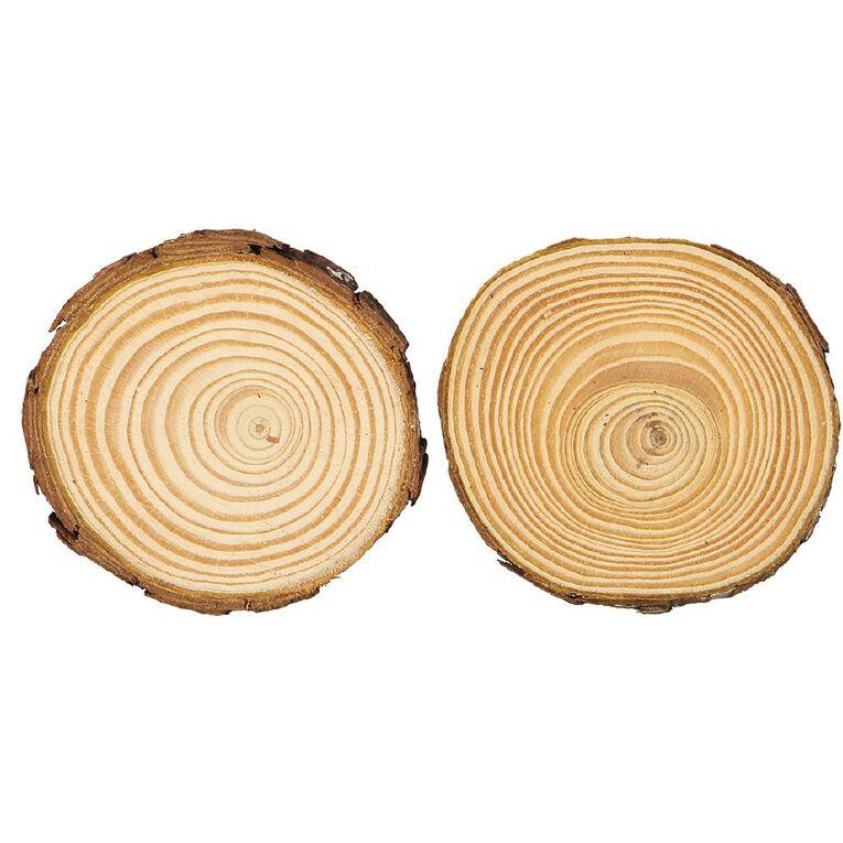 Uniti DIY Round Wood 2 Pack, , hi-res
