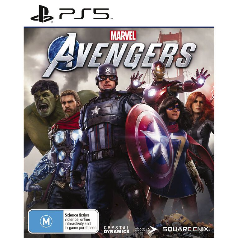 PS5 Marvel's Avengers, , hi-res image number null