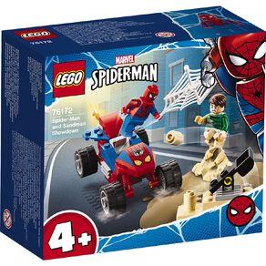 LEGO Marvel Super Heroes Spider-Man and Sandman Showdown 76172