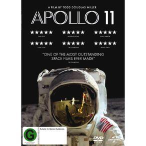 Apollo 11 DVD 1Disc