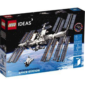 LEGO LEGO IdeasInternational Space Station 21321