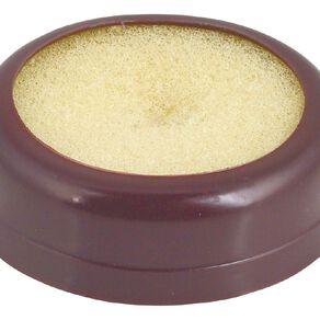 DAS Omega Sponge Bowl With Sponge Brown