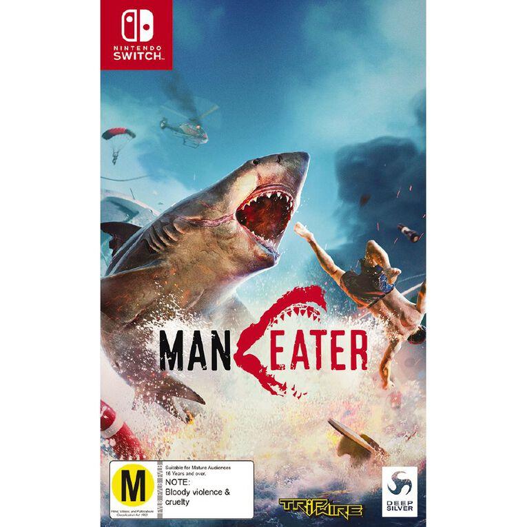 Nintendo Switch Maneater, , hi-res