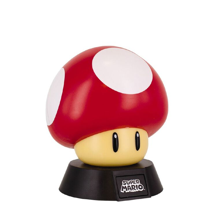 Paladone Nintendo Mushroom Icon, , hi-res image number null