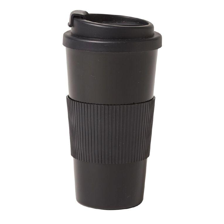 Living & Co Travel Mug Black, , hi-res image number null