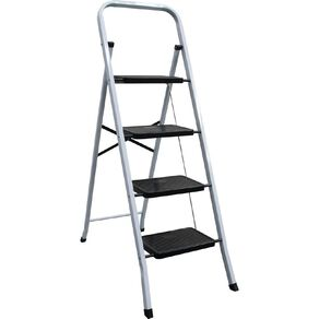 Bulldog 4 Step Steel Ladder