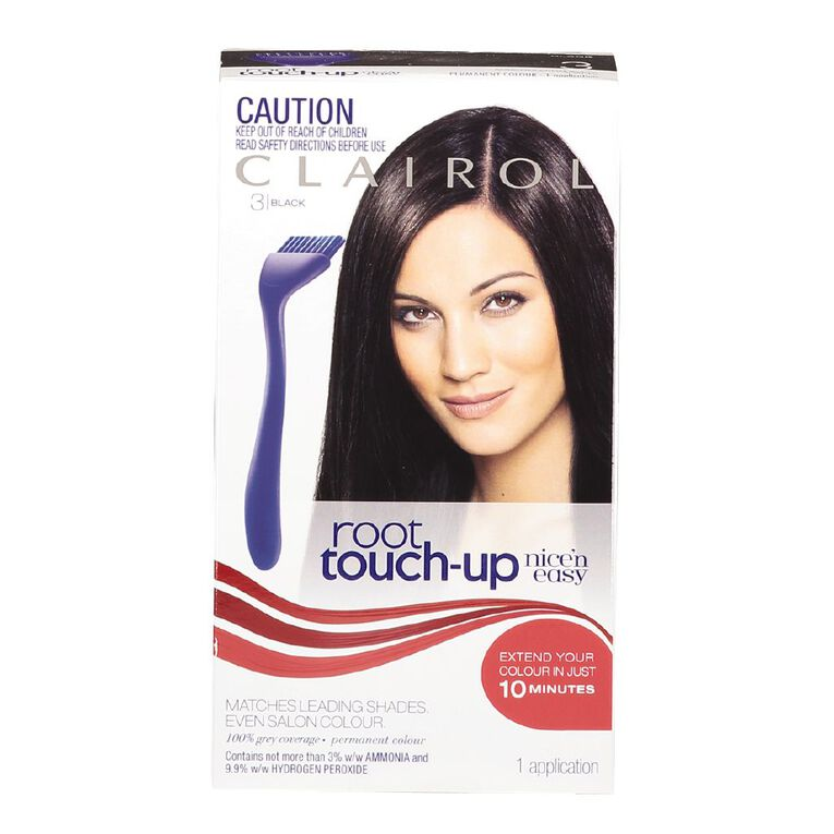 Nice 'n Easy Root Touch Up Black 2, , hi-res