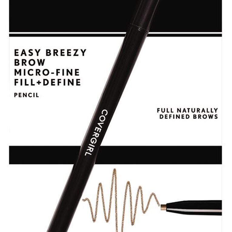 Covergirl Easy Breezy Brow Define Soft Brown, , hi-res