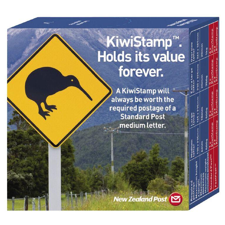 New Zealand Post Kiwistamp Dispenser Box 100 Pack, , hi-res