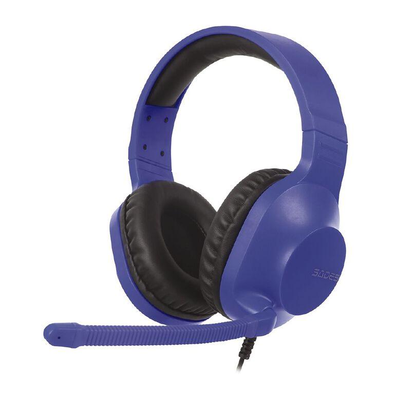 SADES Spirits Gaming Headset Blue, , hi-res