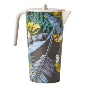 Living & Co Kiko Bamboo Water Jug Printed