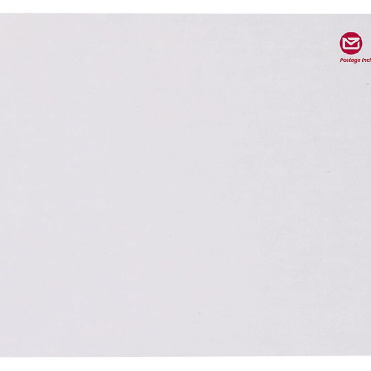 New Zealand Post C4 Envelope Non Window 250 Pack, , hi-res image number null