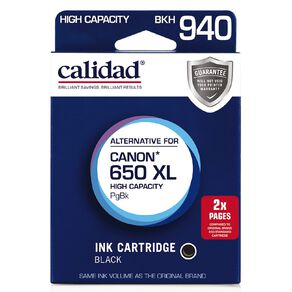 Calidad Canon PGI-650XL Black
