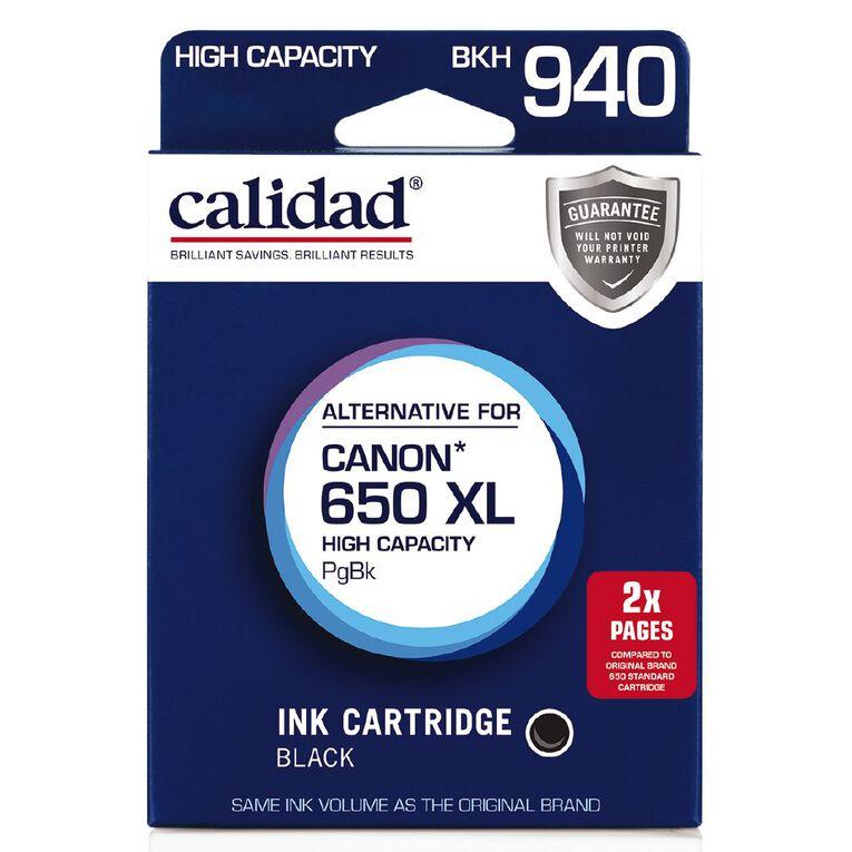 Calidad Canon PGI-650XL Black, , hi-res