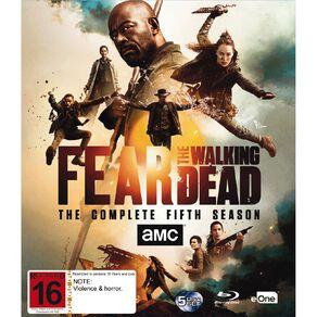 5BR Fear The Walking Dead Season 5 5Disc