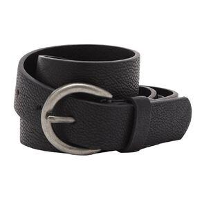 H&H Women's Jean Round Buckle Belt