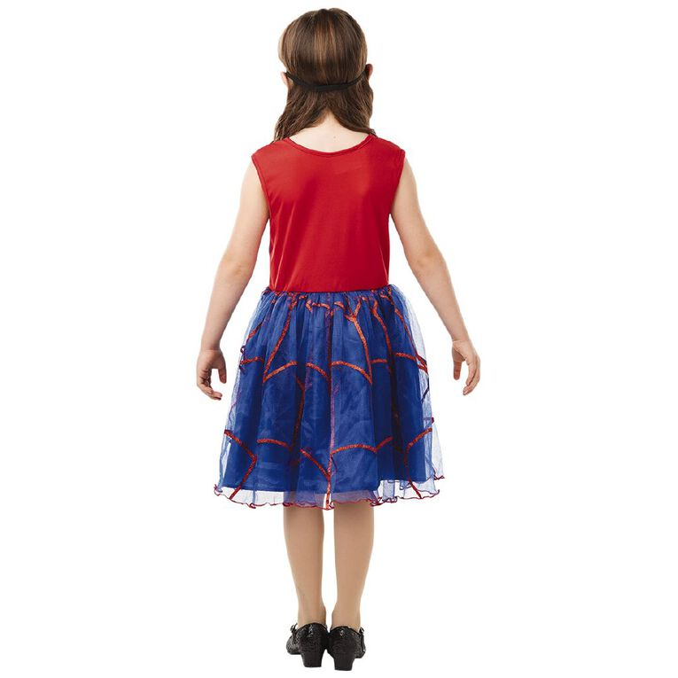 Spider-Girl Deluxe Tutu Costume - Size 4-6, , hi-res