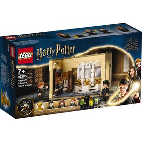 LEGO Harry Potter Hogwarts Polyjuice Potion Mistake 76386