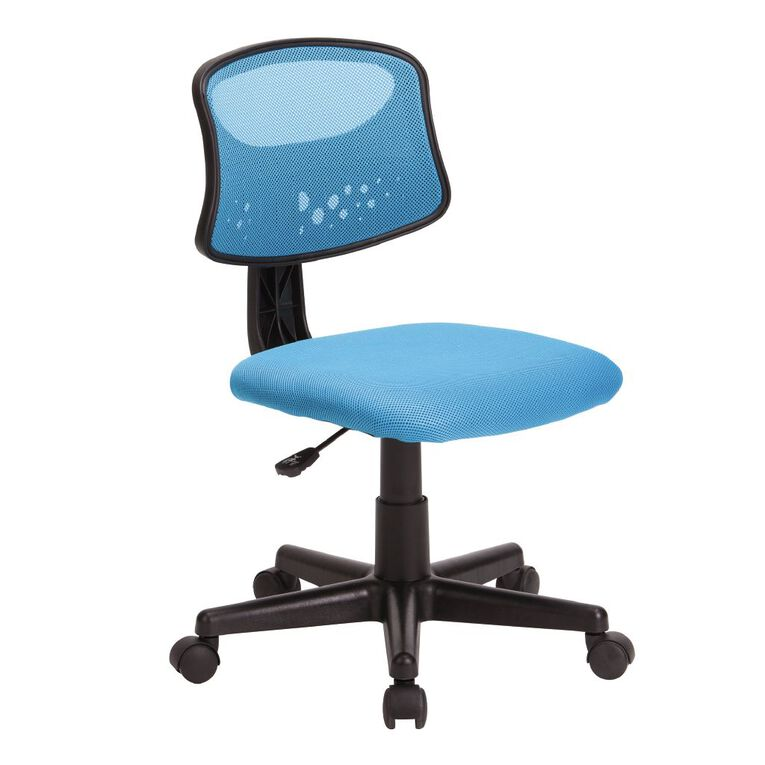 Workspace Sam Chair Blue, , hi-res