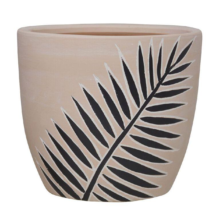 Kiwi Garden Fern Ceramic Pot 30cm, , hi-res