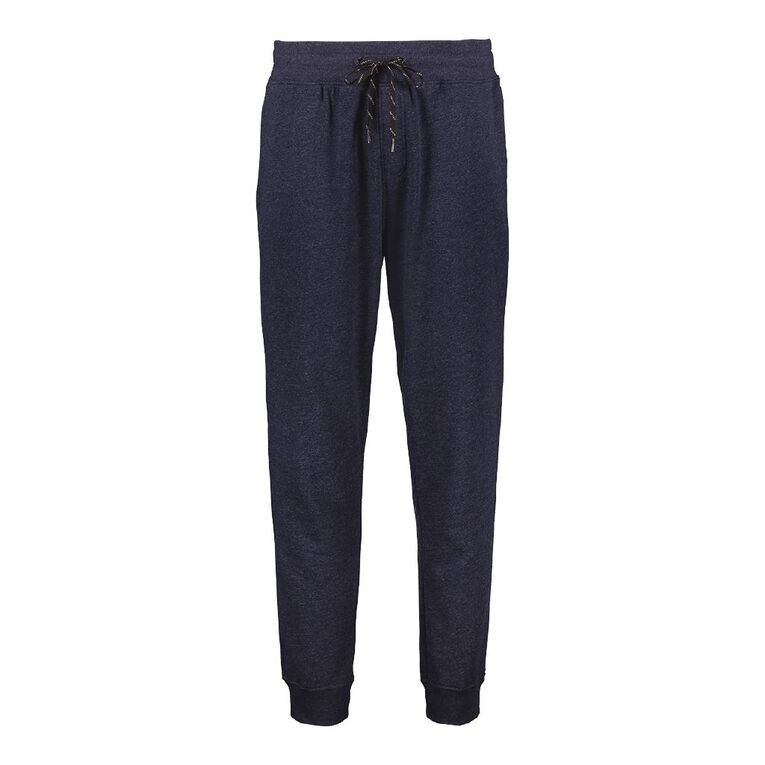 H&H Men's Jogger Trackpants, Navy PEACOAT, hi-res image number null