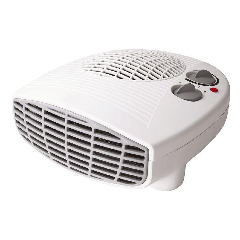 Living & Co Flat Fan Heater, , hi-res