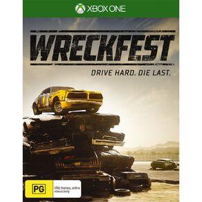 XboxOne Wreckfest