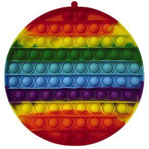 Fidget Pop-it Mega Rainbow Circle