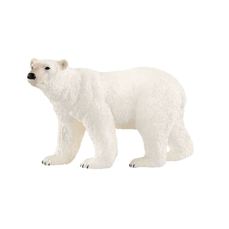 Schleich Polar Bear, , hi-res