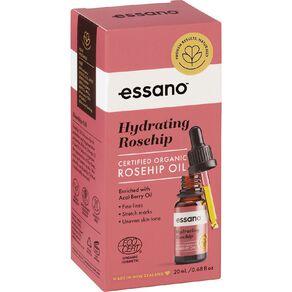 Essano Rosehip Organic Rosehip Oil 20ml