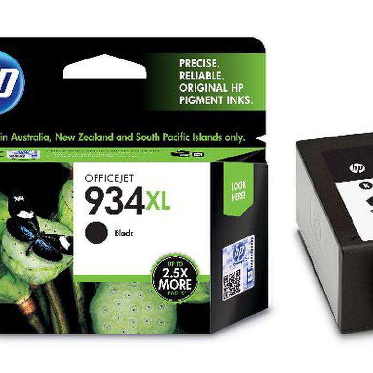 HP Ink 934XL Black (1000 Pages), , hi-res