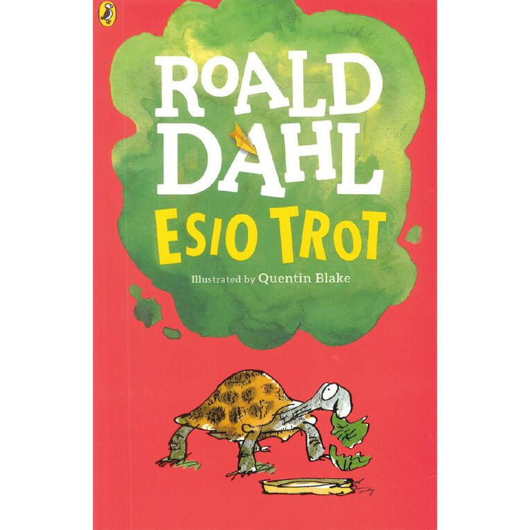 Esio Trot by Roald Dahl N/A, , hi-res