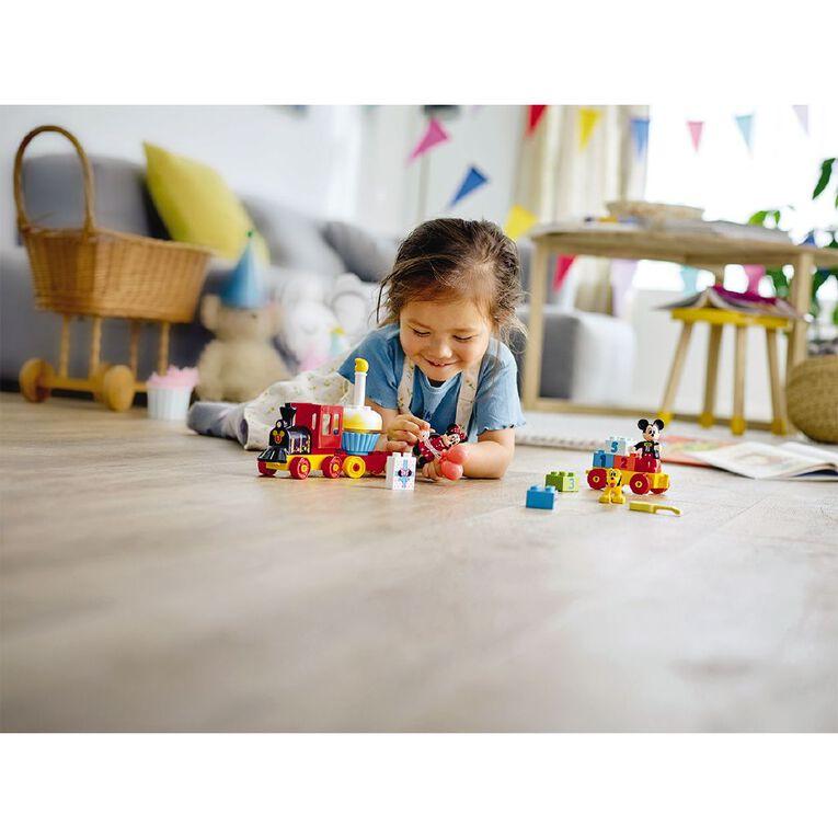 LEGO DUPLO Mickey & Minnie Birthday Train 10941, , hi-res