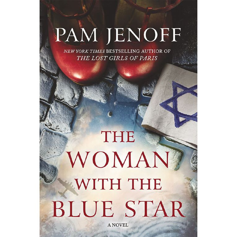 The Woman with the Blue Star by Pam Jenoff, , hi-res