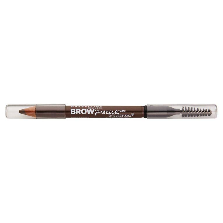 Maybelline Eyestudio Brow Precise Soft Brown, , hi-res
