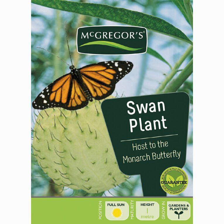 McGregor's Swan Plant Flower Seeds, , hi-res