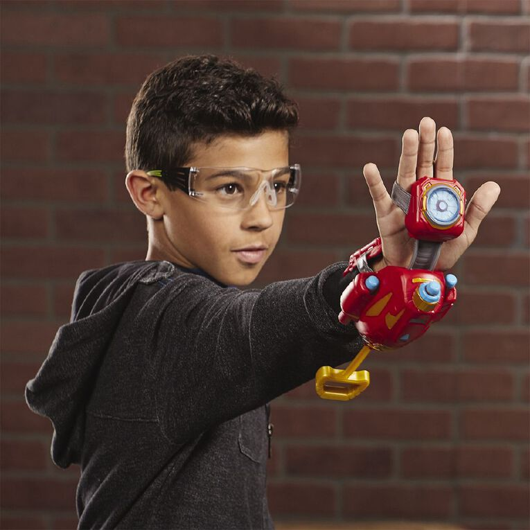 Marvel Avengers Power Moves Role Play Iron Man, , hi-res