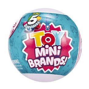 Zuru Toy Mini Brand Capsule Assorted