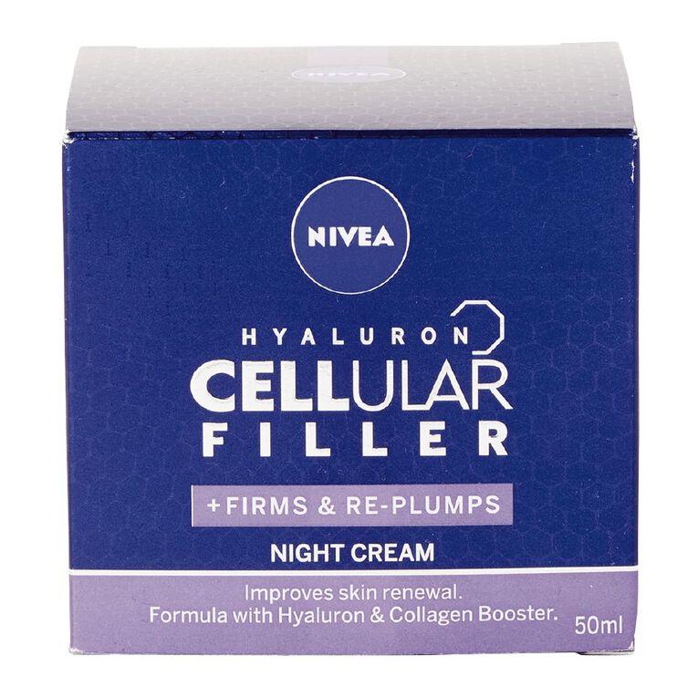 Nivea Cellular Anti Age Night Cream 50ml, , hi-res