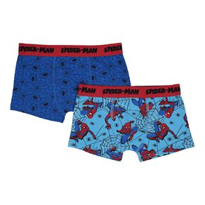 Spider-Man Boys' Trunks 2 Pack