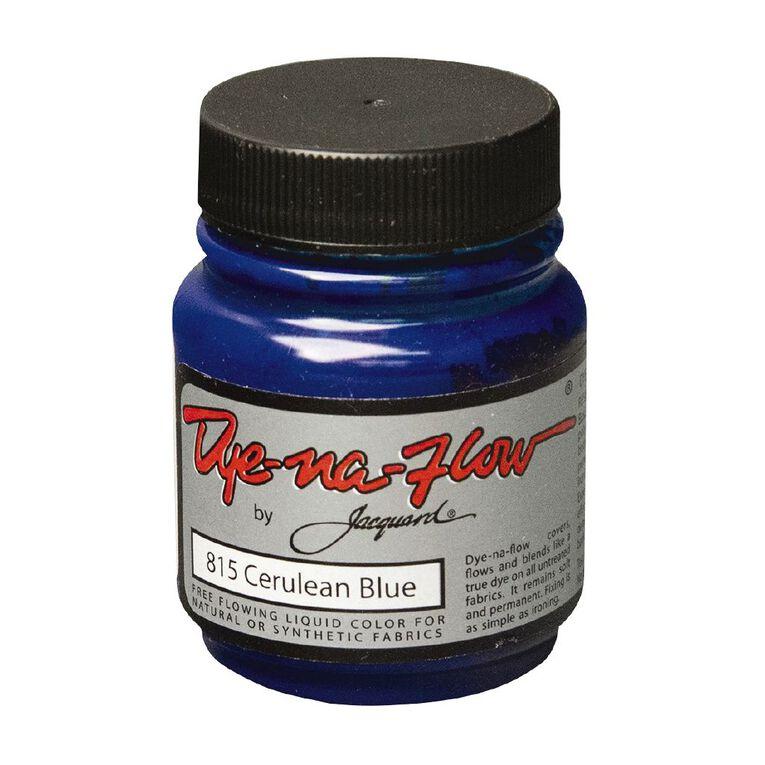 Jacquard Dye-Na-Flow 66.54ml Cerulean Blue, , hi-res