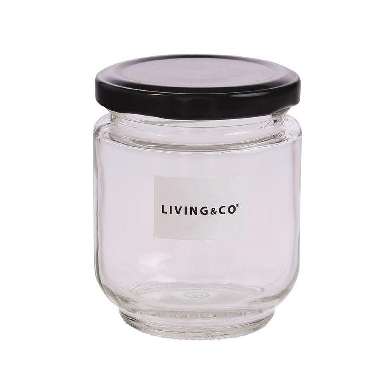 Living & Co Preserving Jar 160ml, , hi-res image number null