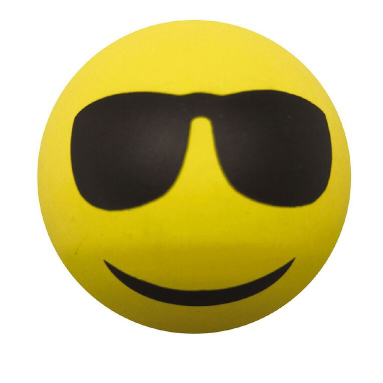 Active Intent Smileez High Bounce Ball Assorted, , hi-res image number null