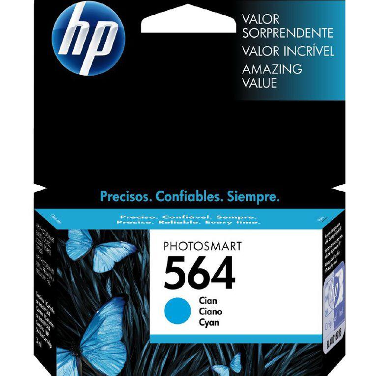 HP Ink 564 Cyan (300 Pages), , hi-res