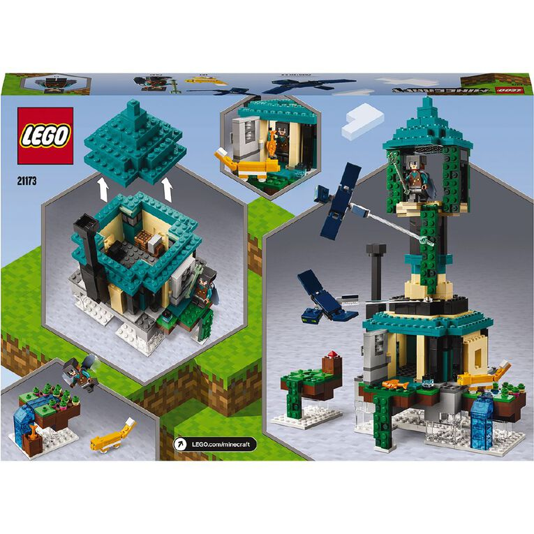 LEGO Minecraft The Sky Tower 21173, , hi-res