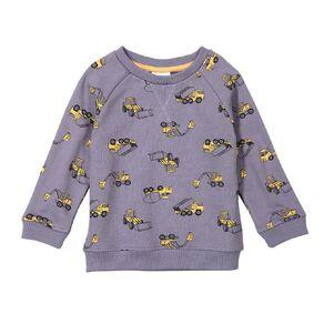 Young Original Toddler Printed Raglan Sweatshirt
