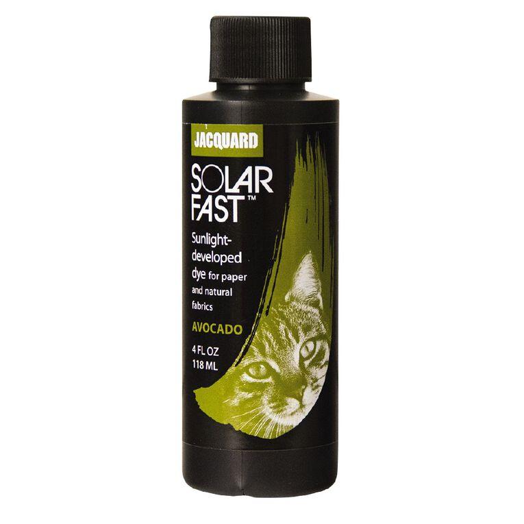 Jacquard Solarfast Dye 118.29ml Avocado, , hi-res
