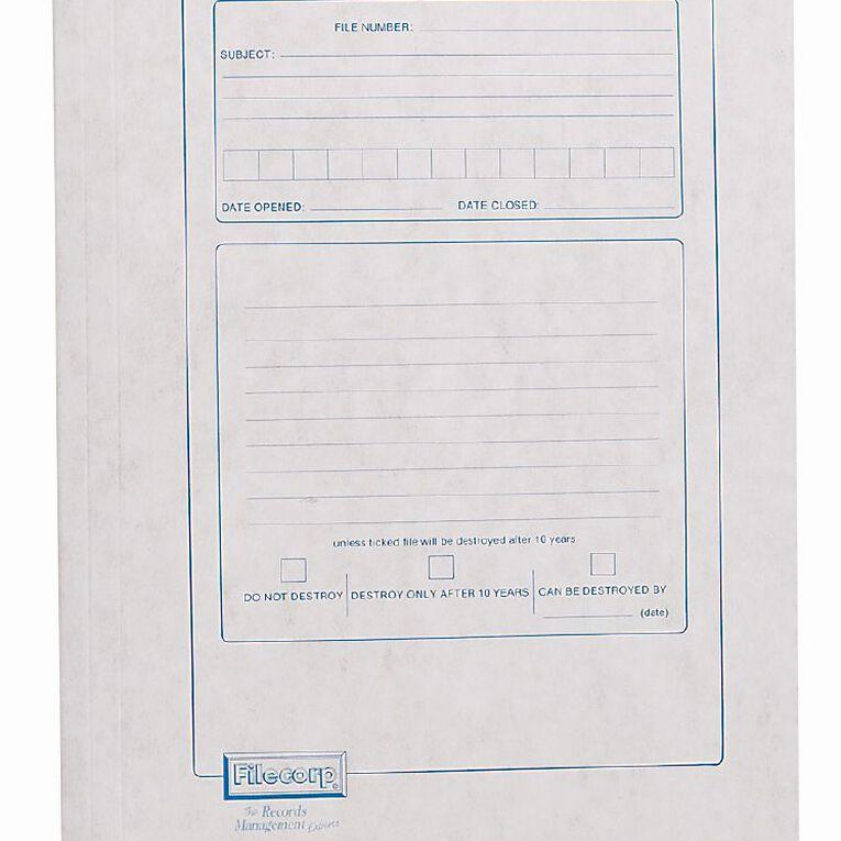 Filecorp Standard Heavy Duty 2009 White, , hi-res