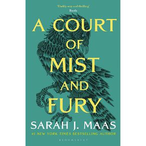 Thorns & Roses #2 A Court of Mist and Fury by Sarah J Maas